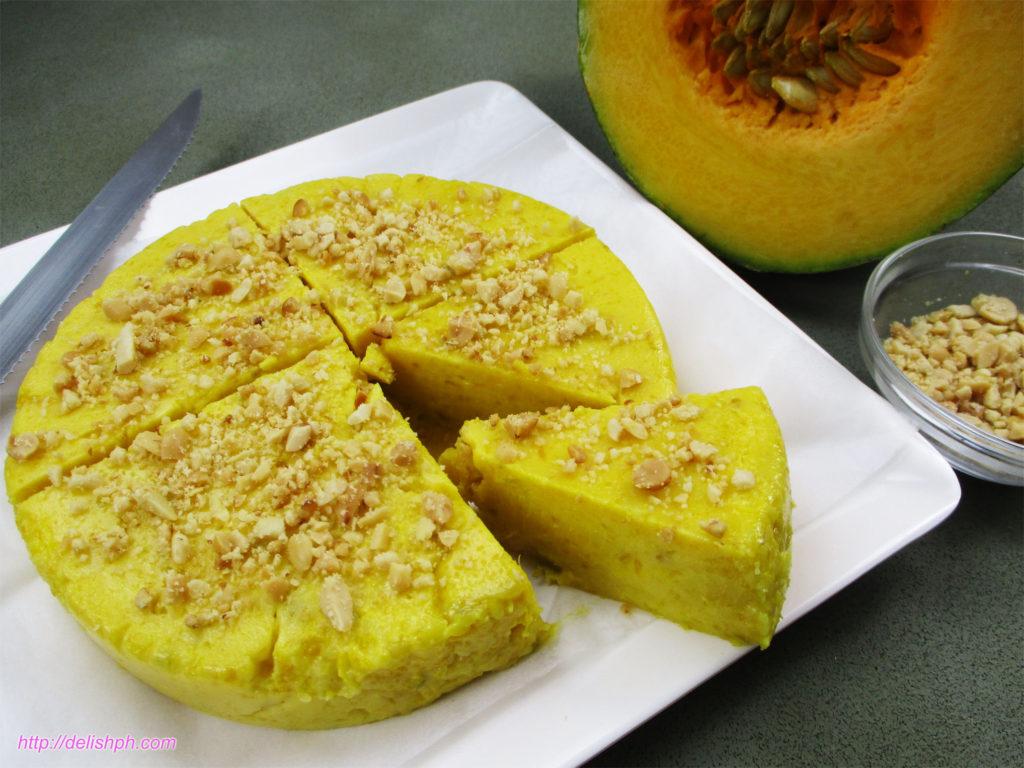 maja blanca with squash