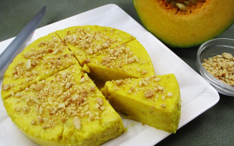 Maja Kalabasa (Squash Pudding)