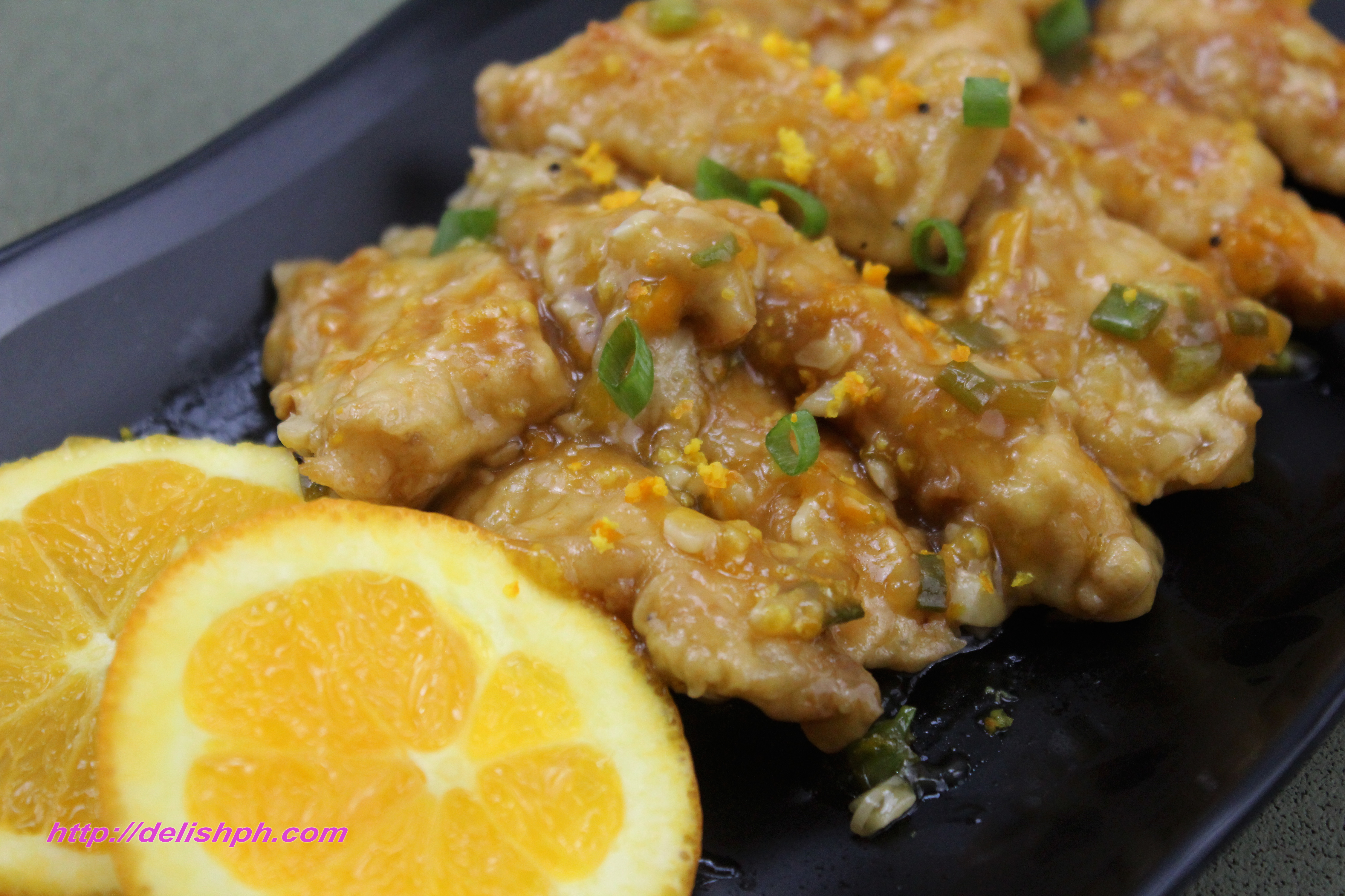 Orange chicken recipe delish ph orange chicken forumfinder Gallery